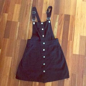 Black H&M jumper dress new with tags never worn